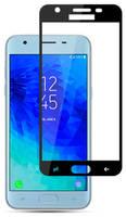 Защитное стекло Glass King 2.5D для Samsung Galaxy J3 18 Черный