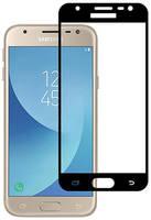 Защитное стекло Glass King 2.5D для Samsung Galaxy J3 17 Черный