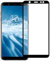Защитное стекло Glass King 2.5D для Samsung Galaxy J6 18 Черный