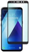 Защитное стекло Glass King 2.5D для Samsung Galaxy A7 18 Черный