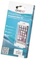 ONEXT для Apple iPhone 8 3D White Frame Защитное стекло