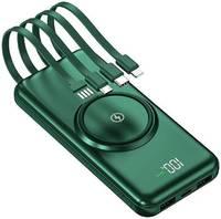 Внешний аккумулятор Baziator EL0003B Wireless Fast Charging