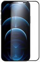 Защитное стекло Nillkin Full Coverage Matte FogMirror для iPhone 12 Mini (Черное)