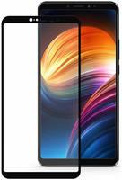 Защитное стекло 2D INAKS для Xiaomi Mi Max 3 Full Glue/Full Screen, черное