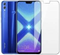 INAKS Защитное стекло (без рамки) Full Glue для Huawei Honor 8X, прозрачное