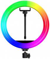 Кольцевая лампа Anita MJ33 RGB LED Soft Ring Light 33cm (без штатива)
