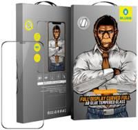 Защитное стекло Blueo 2.5D USA Corning Gorilla Full Glue glass для iPhone 12 mini
