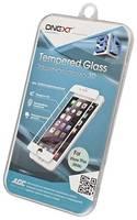 Стекло защитное ONEXT для Apple iPhone 7 Plus 3D White Frame