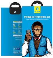 Защитное стекло Blueo 2.5D Silk full cover HD для Honor 30/30 Premium с черной рамкой