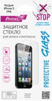 Защитное стекло Partner для iPhone 5