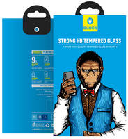 Защитное стекло Blueo Silk full cover HD для Galaxy A10 с черной рамкой (WB-A10)