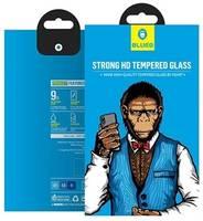 Blueo 2.5D Silk Full Cover HD Black Frame для Huawei Y8p Защитное стекло