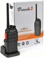 Портативная радиостанция Track 3 (400-470 МГц, 3 Вт)
