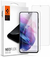 Комплект защитных пленок Spigen NeoFlex (AFL02549) для Samsung Galaxy S21 (Clear)