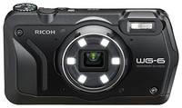 Фотоаппарат цифровой компактный Ricoh WG-6 GPS