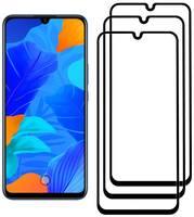 Комплект из 3х стекол Krutoff для Huawei Nova 8 SE черное