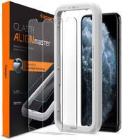 Защитное стекло Spigen Align Glas.tR 2 pack (AGL00093) для iPhone Xs Max/11 Pro Max Clear