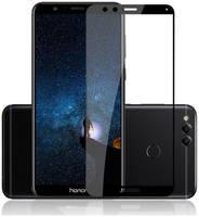 Защитное стекло Wewo для Huawei Honor 7X с рамкой 9H Full Glue Black
