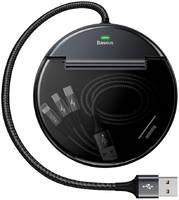 Зарядная станция Baseus Car Sharing Charging Station Black