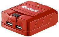Сетевое зарядное устройство Einhell PXC TE-CP 18 Li USB-Solo (4514120)