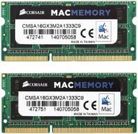 Оперативная память Corsair CMSA16GX3M2A1333C9