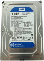 Внутренний жесткий диск Western Digital 1TB (WD10EZEX)