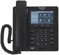 Телефон IP Panasonic KX-HDV330RUB