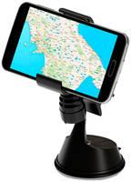 Автомобильный держатель для мобильных устройств InterStep OHC-01 OHC-01 (IS-HD-OHC0001BK-000B201)