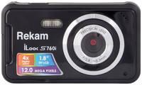 Фотоаппарат цифровой компактный Rekam iLook S760i