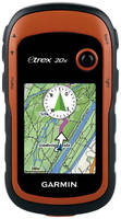 Туристический навигатор Garmin eTrex 20x