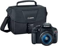 Фотоаппарат зеркальный Canon EOS 1200D 18-55mm IS + Bag EOS 1200D 18-55IS Kit + Bag
