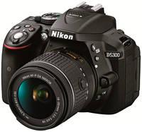 Зеркальный фотоаппарат Nikon D5300 Kit
