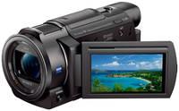 Видеокамера цифровая 4K Sony FDR-AX33
