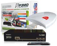 DVB-T2 приставка Рэмо TV Future Outdoor