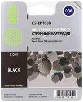 Картридж для струйного принтера Cactus CS-EPT038
