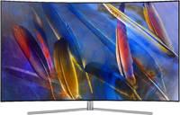 Телевизор Samsung QE65Q7CAMUXRU (65″, 4K, Изогнутый, SVA, Edge LED, DVB-T2/C/S2, Smart TV)
