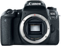 Зеркальный фотоаппарат Canon EOS 77D Kit