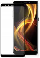 Защитное стекло CaseGuru Glue Full Screen для Samsung Galaxy A6 Plus/J8 2018 Black для Samsung Galaxy A6 Plus/J8 2018 Glue Full Screen Black
