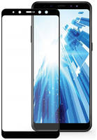 Защитное стекло для смартфона CaseGuru Glue Full Screen для Samsung Galaxy A8 Plus 2018 Bl для Samsung Galaxy A8 Plus 2018 Glue Full Screen Black