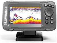 Эхолот-плоттер Lowrance HOOK2-4x with Bullet Transducer and GPS Plotter HOOK2-4x GPS Bullet