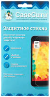 Защитное стекло CaseGuru для Samsung Galaxy A6 Glue Full Screen Black