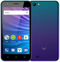 Смартфон Vertex Luck L100 3G Sapphire