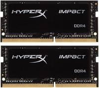 Оперативная память Kingston HX432S20IBK2/32