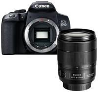 Фотоаппарат зеркальный Canon EOS 850D 18-135mm IS STM