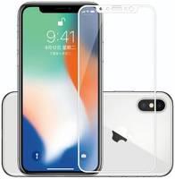 Защитное стекло EVA для iPhone X White (SZE3DW-X) iPhone X Белое (SZE3DW-X)