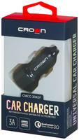 Автомобильное зарядное устройство Crown CMCC-3042F 3/2.4 A