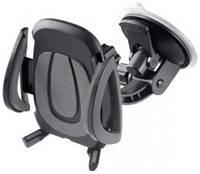 Держатель Perfeo-520 для смартфона, диагональ до 6,5″, креп на торпедо, черн