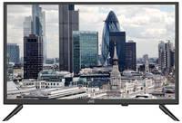 """Телевизор JVC LT-24M580 (24"""", HD, Direct LED, DVB-T2/C, Smart TV)"""