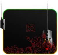 Игровой коврик для мыши SteelSeries QcK Prism M (63832)