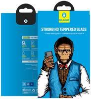 Защитное стекло Blueo Silk Full Cover HD Glass для Huawei P30 Lite Black Frame 2.5D Silk Full Cover HD Glass для Huawei P30 Lite Black Frame